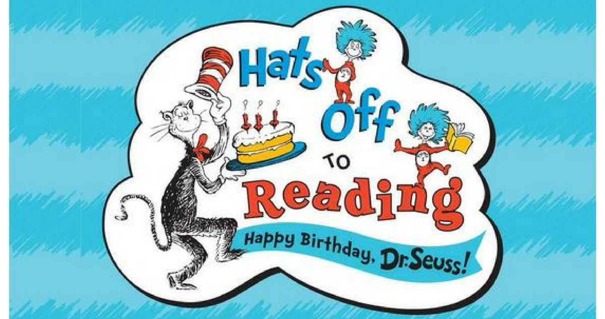 Target Annual Dr Seuss Hats Off To Reading Event