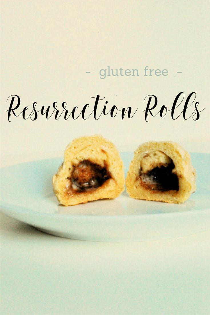 Gluten Free Resurrection Rolls