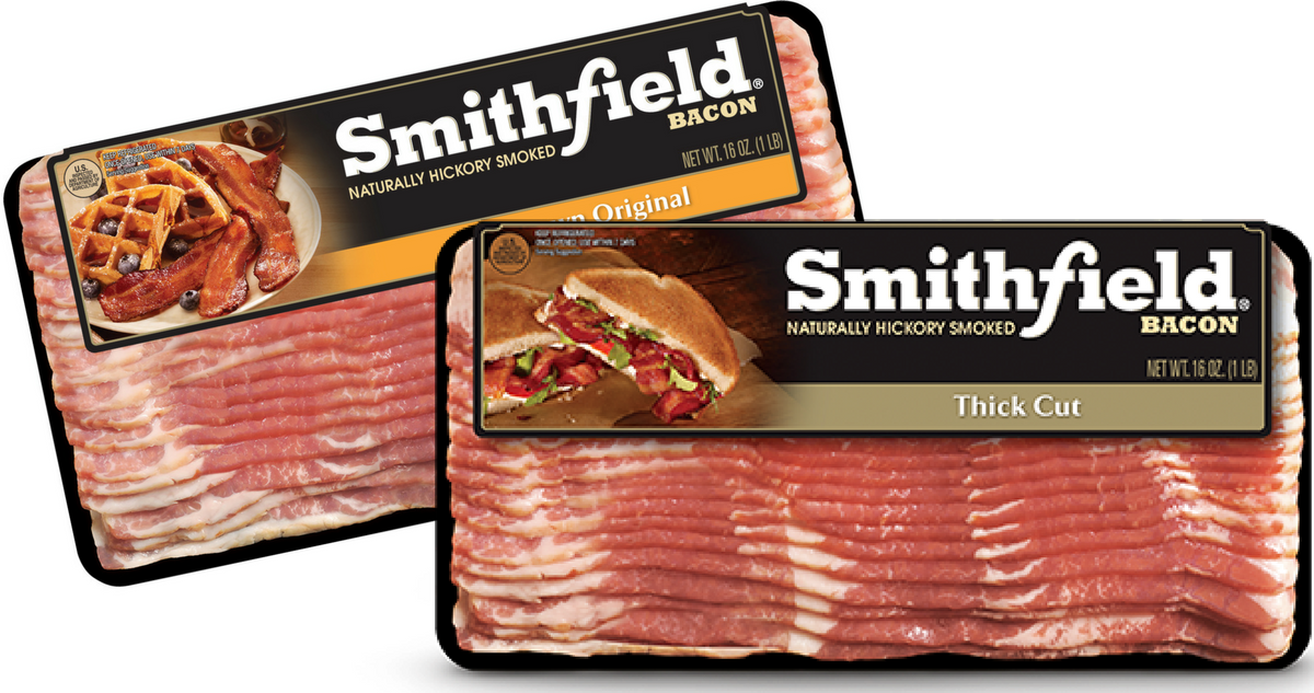 Image result for smithfield bacon