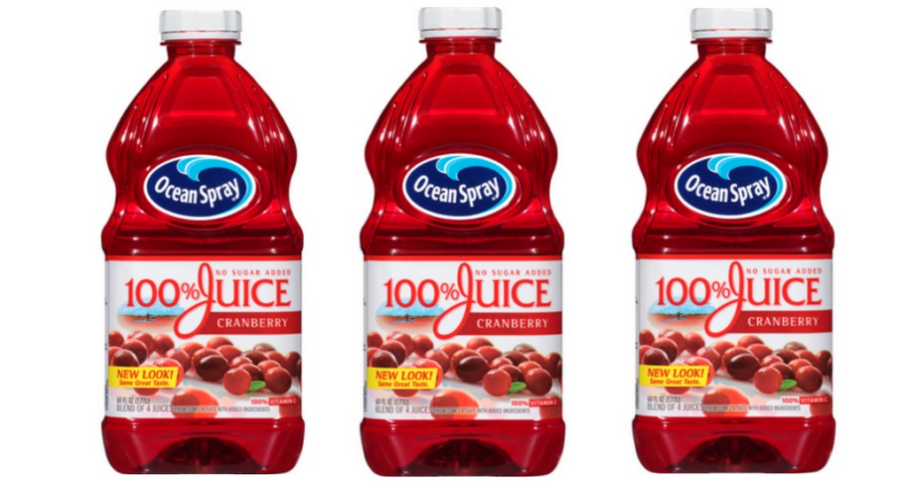 Ocean spray cranberry coupons