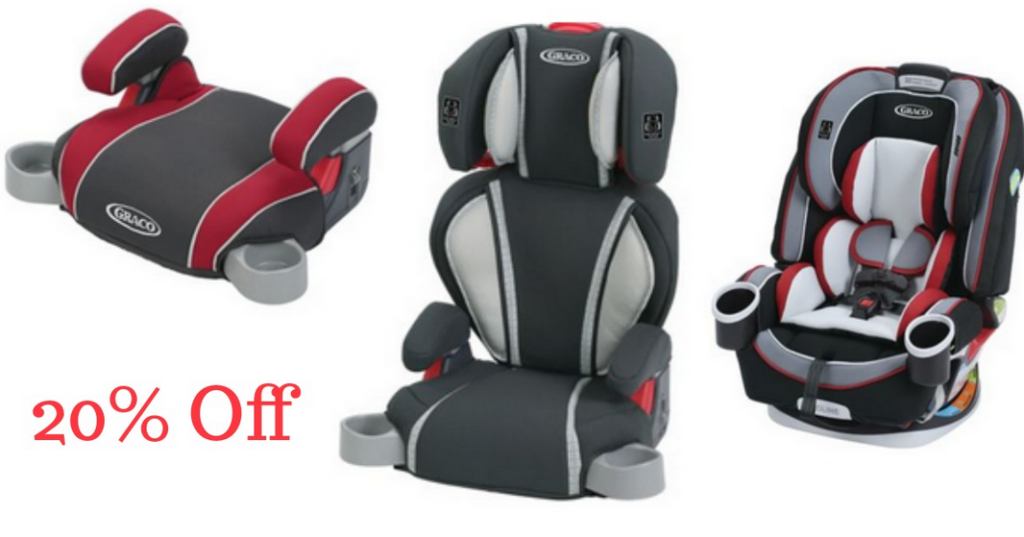 Looking For A Car Seat Deal Graco Is Currently Offering 20 Off All Seats With Coupon Code BACK2SCHOOL At Checkout
