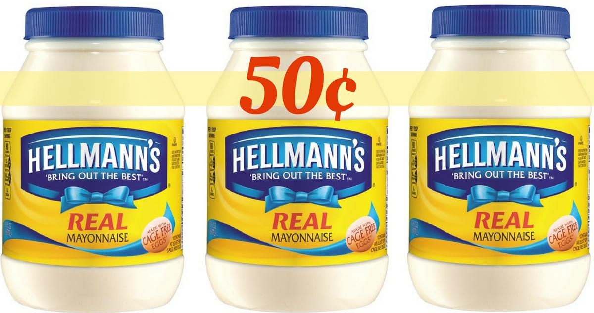 hellmans mayo coupon