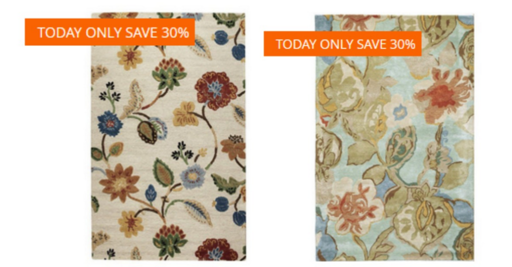 Home Depot Sale | 35% Off Area Rugs :: Southern Savers