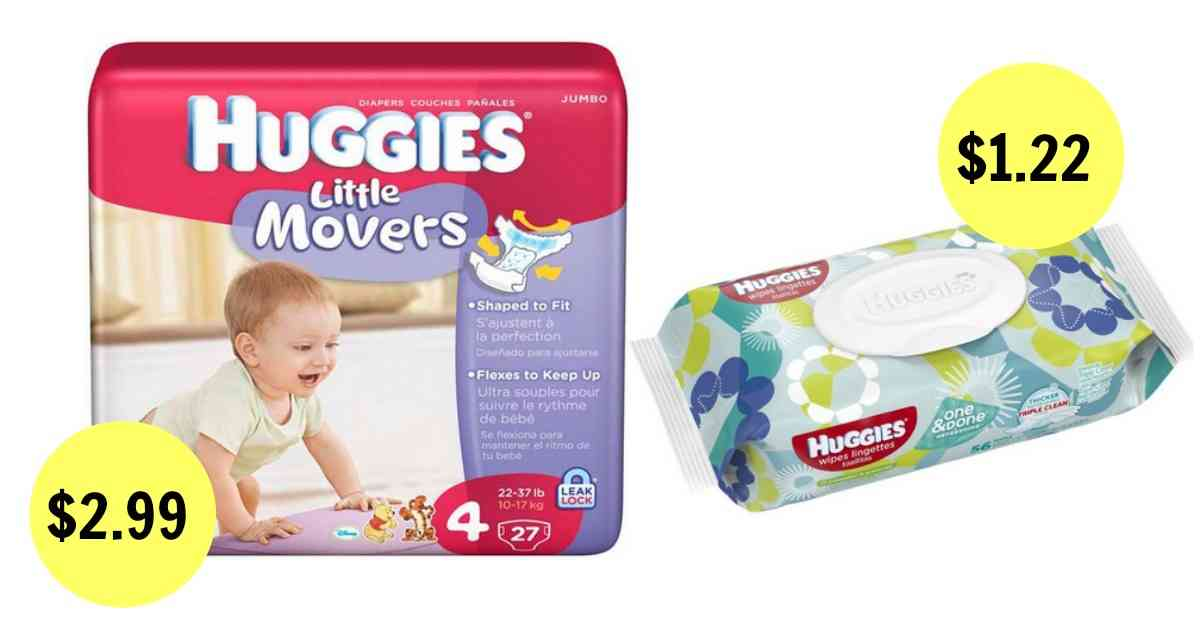 Publix: Huggies Diapers For $2.99 Per Pack :: Southern Savers