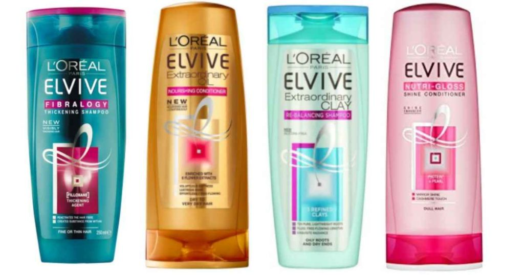 l'oreal elvive coupon shampoo