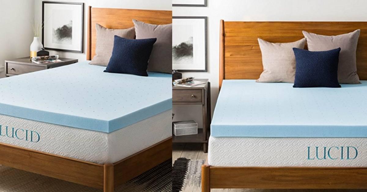memory foam mattress toppers