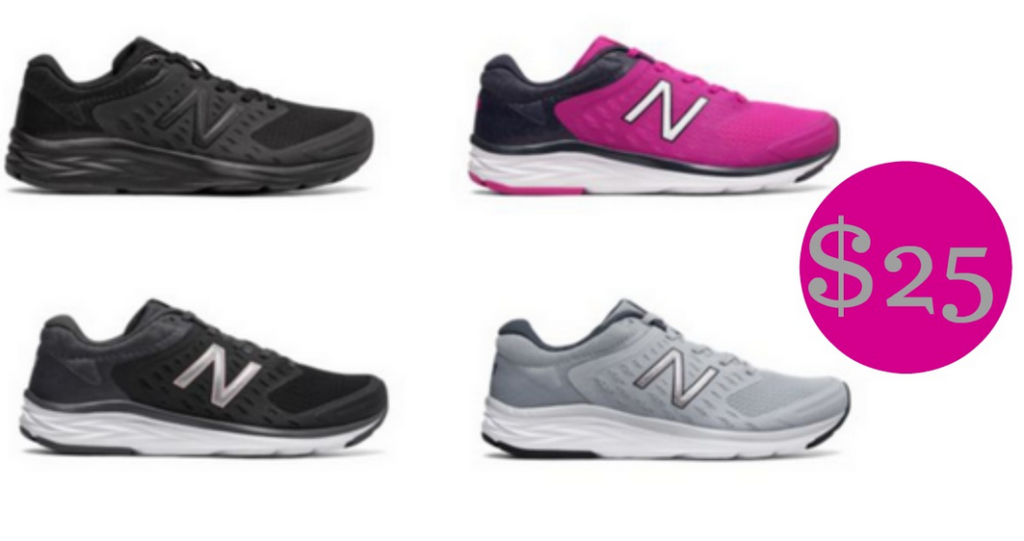 Head over to Joe\u0027s New Balance Outlet to get Women\u0027s Running Shoes for $25  shipped. Use coupon code FLASH25 at checkout, regularly $59.99.