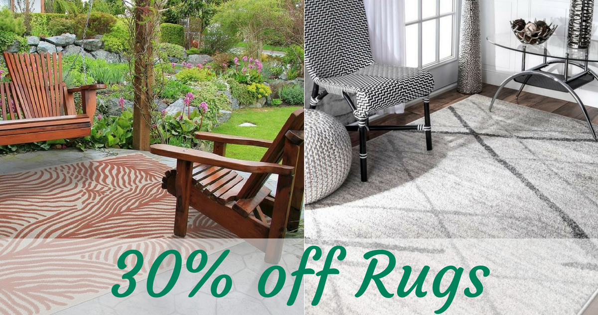 Target Deal | 30% off Indoor & Outdoor Rugs - Today Only :: Southern ...
