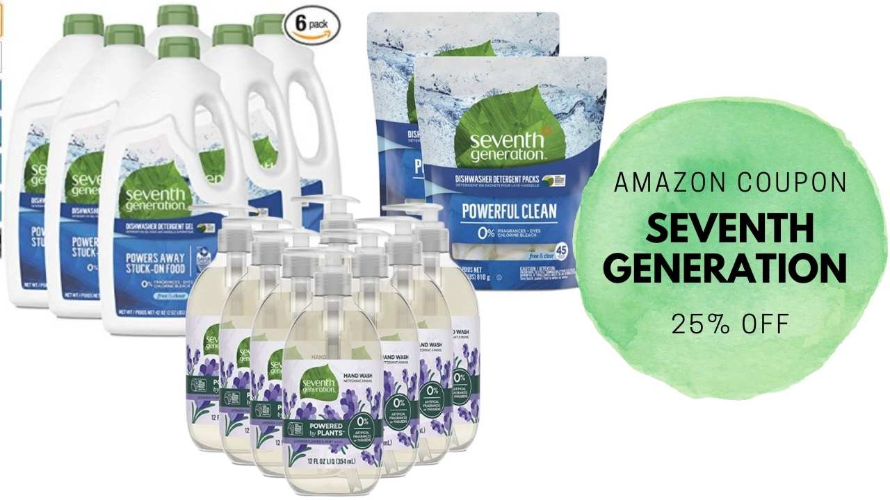 amazon seventh generation