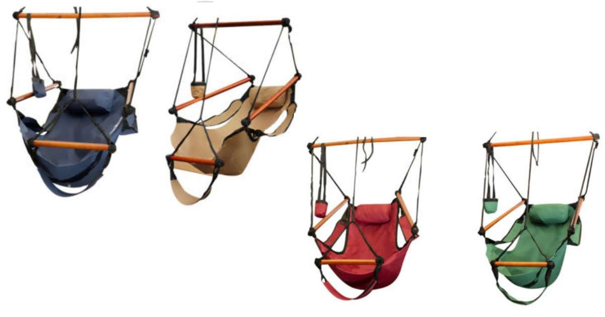 Ebay Hanging Chair Hammock For 24 99 Southern Savers
