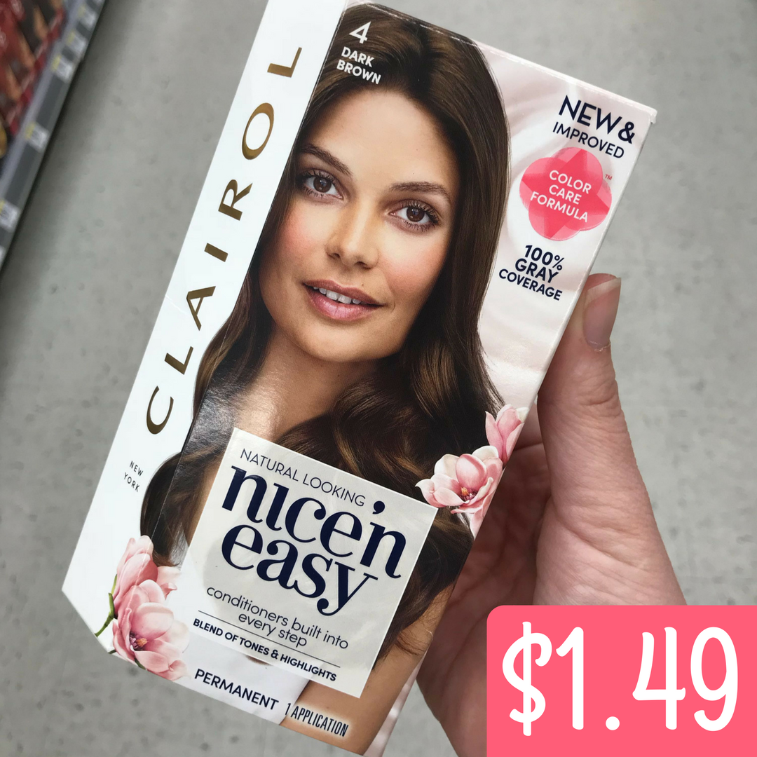 Clairol Coupon | Makes Hair Color $1.49 :: Southern Savers