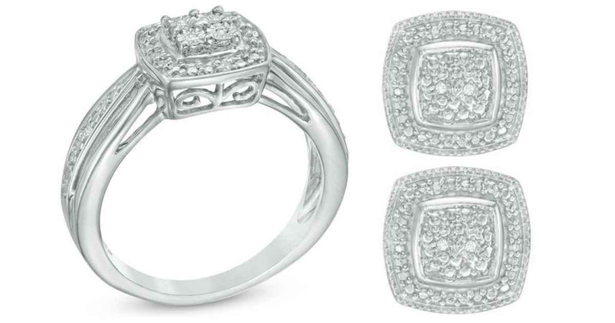 diamond accent jewelry