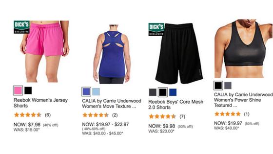 Womenswear deals
