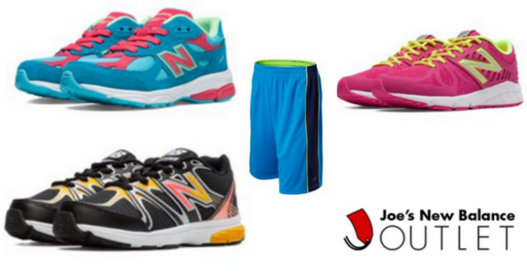 promo code aa4ad 153f8 Head over to Joe s New Balance Outlet where they are offering 50% off Kids  Shoes and Apparel, no coupon code needed. Choose from several shoe styles  plus ...