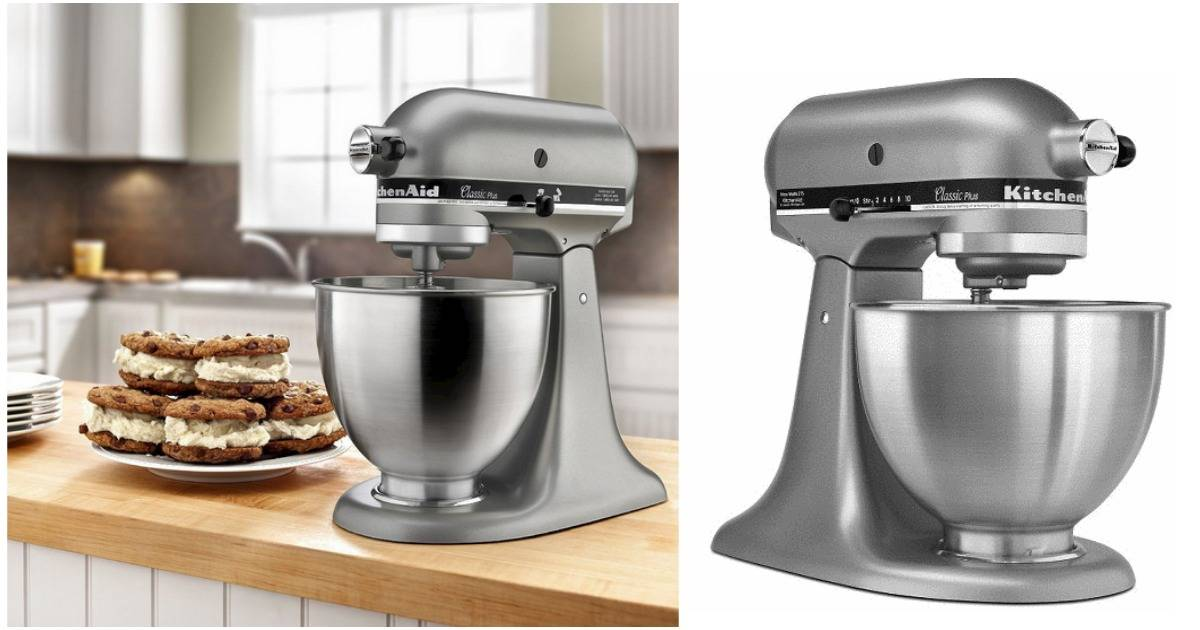 Target: KitchenAid Stand Mixer for $189.99 :: Southern Savers on kenwood limited, amana corporation, kenwood chef, whirlpool corporation, meyer corporation, hamilton beach brands, sunbeam products,