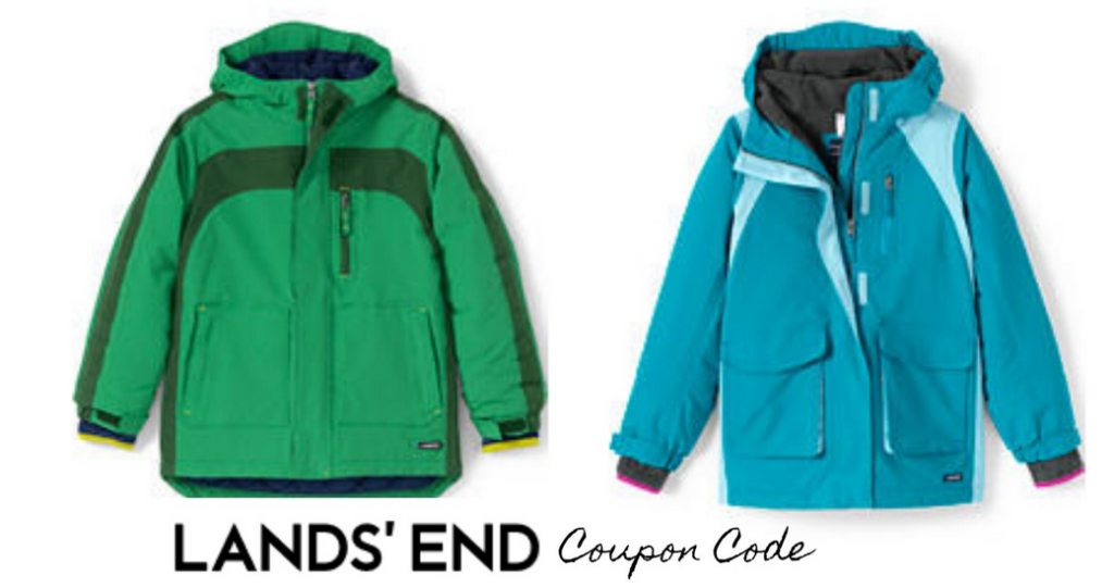 f09b4e9923b Lands' End Code | 20% Off Clearance Kids Outerwear :: Southern Savers