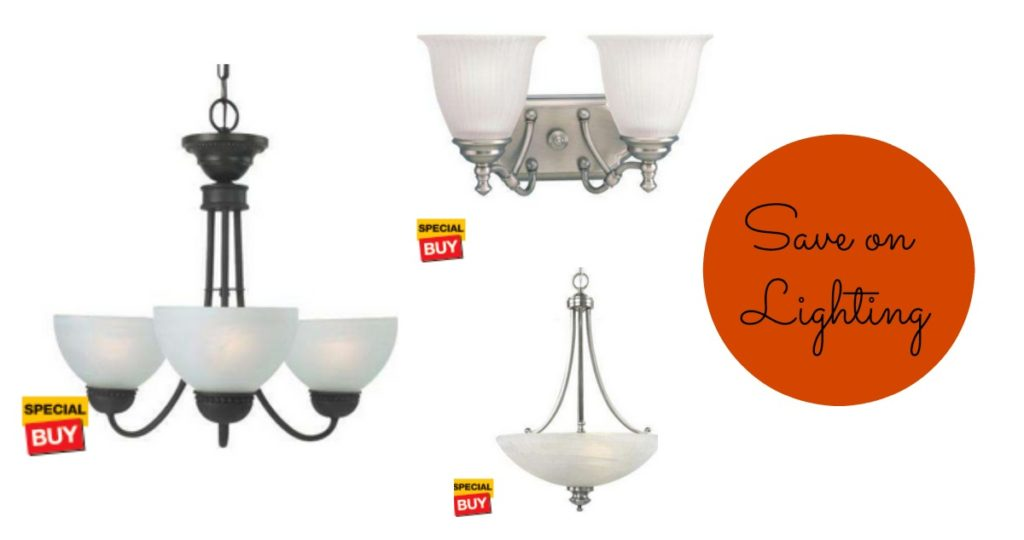 Home Depot Sale | Up to 70% Off Select Lighting :: Southern Savers