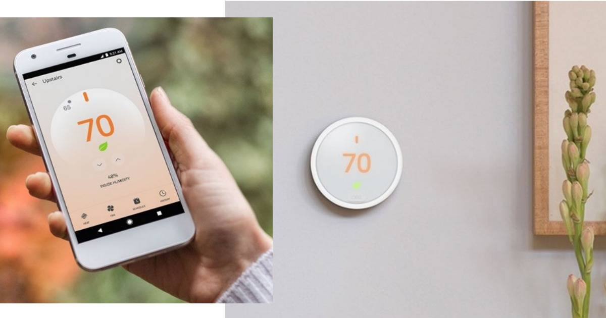 nest products smart thermostat