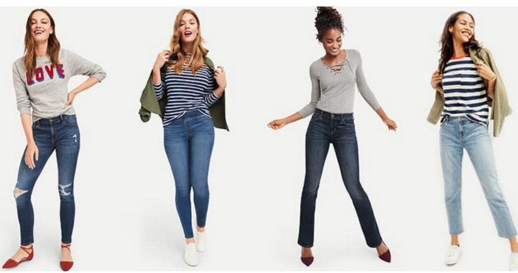 Jeans coupons