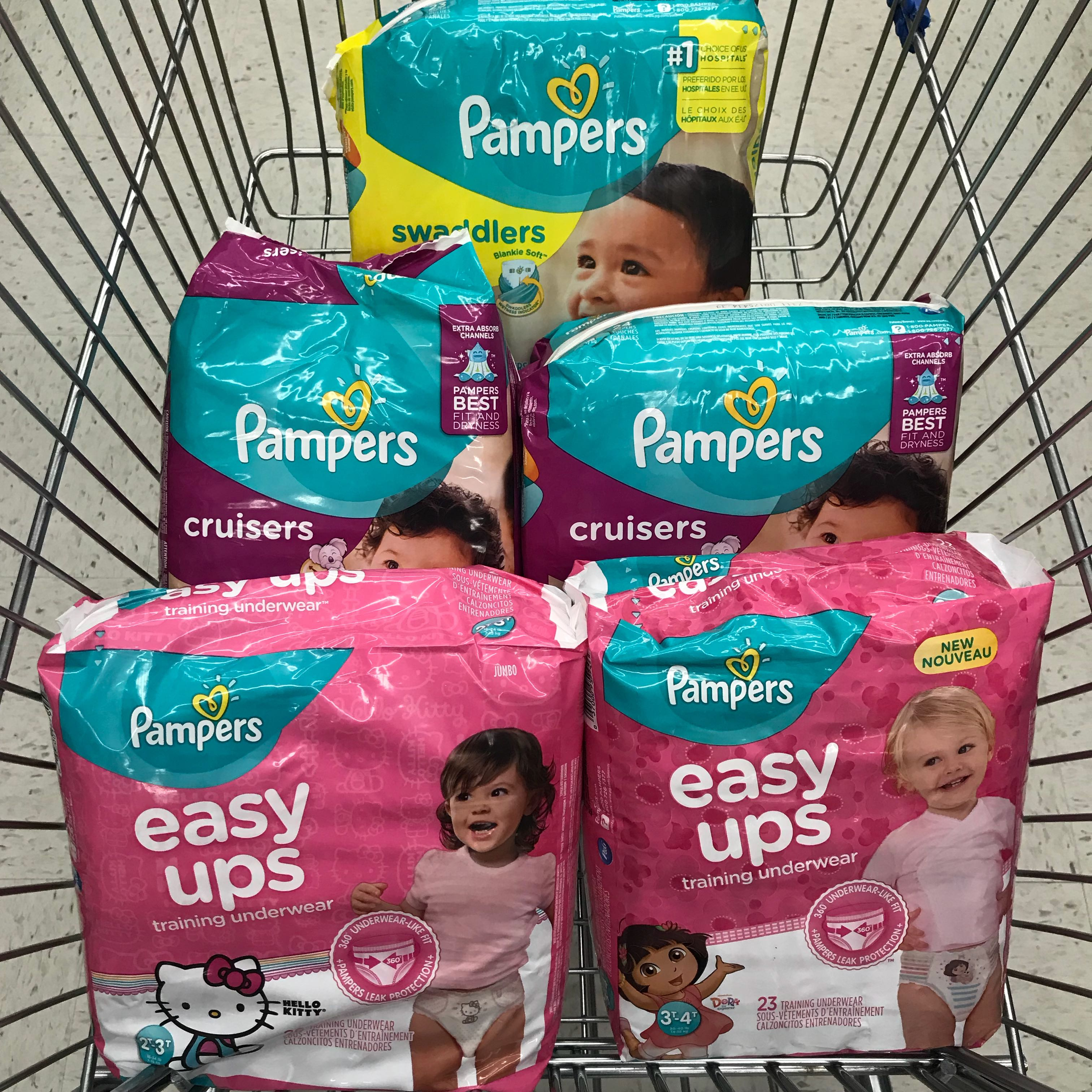 picture regarding Printable Coupon $3 Off Pull Ups named 6 Contemporary Pampers Discount codes Very simple Ups for $2.99 + Additional