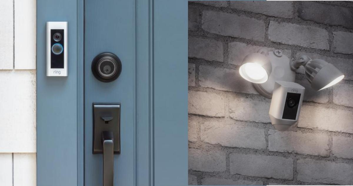 smart ring doorbells