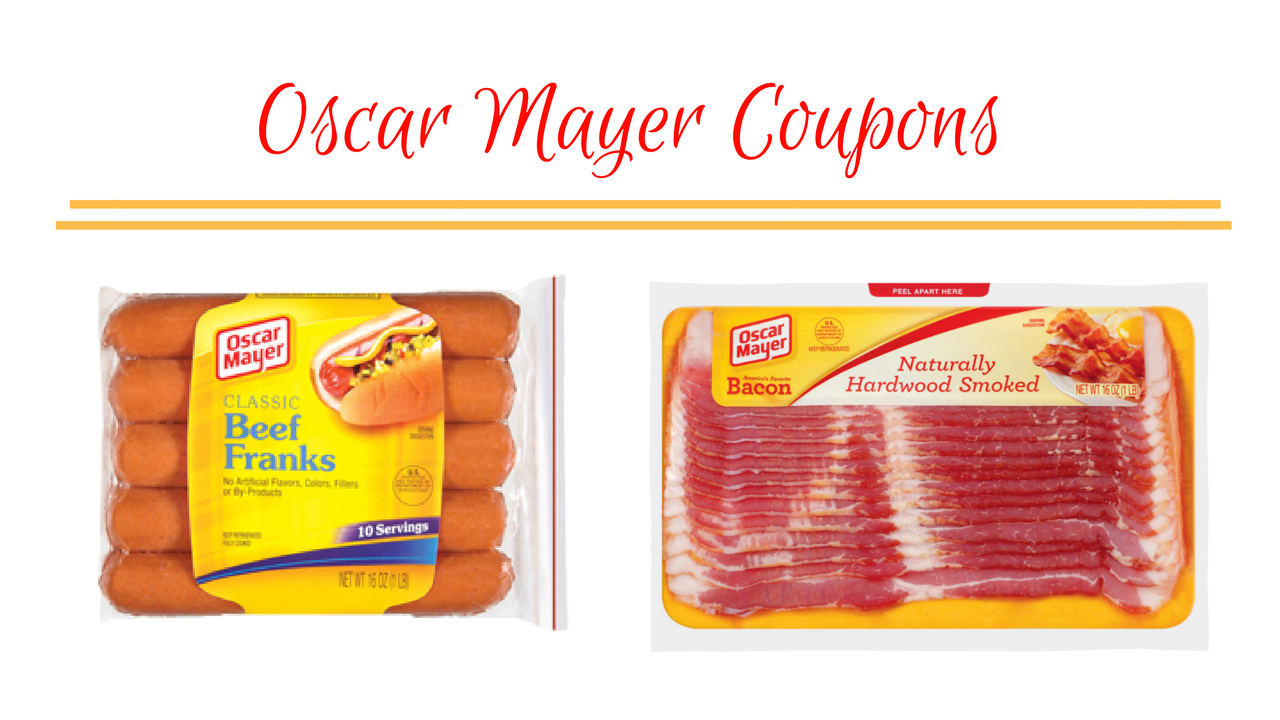 image relating to Oscar Meyer Printable Coupons identify Oscar Mayer Discount codes - Bacon Incredibly hot Puppies! :: Southern Savers