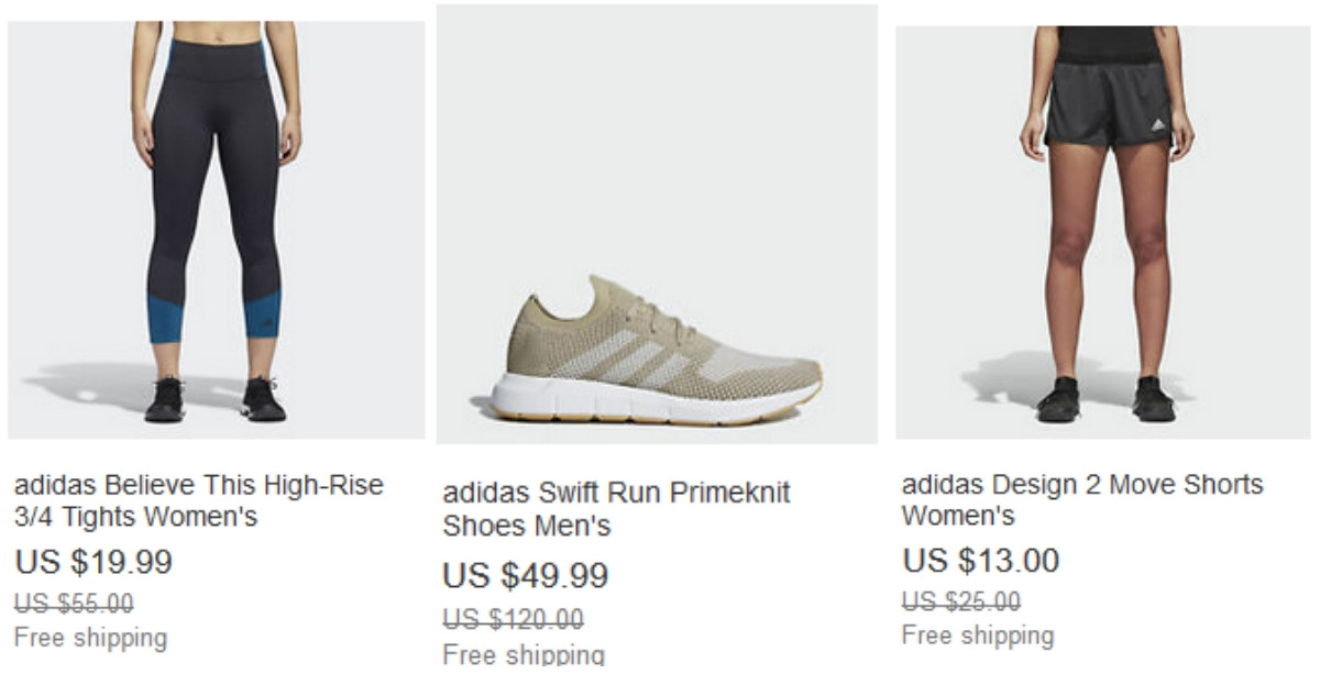 d0c0160b9 Adidas eBay Store  Buy 3
