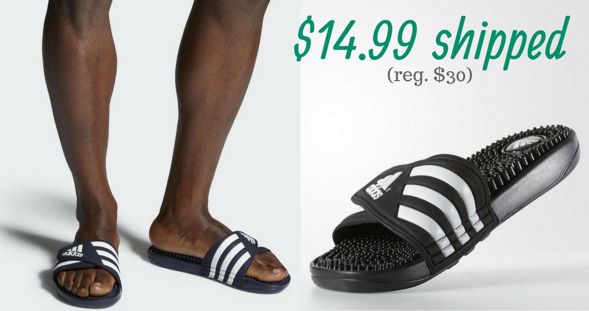 adidas flip flops donna ebay