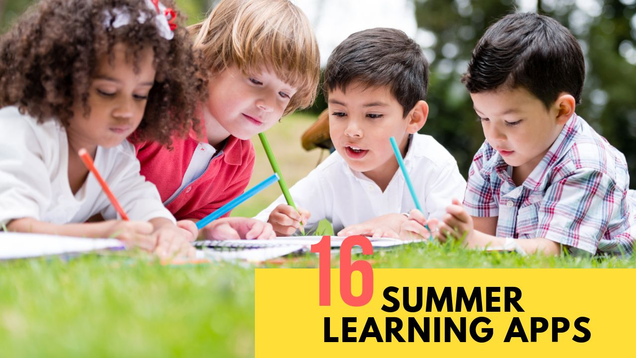 16 Kids Summer Learning Apps Websites Southern Savers