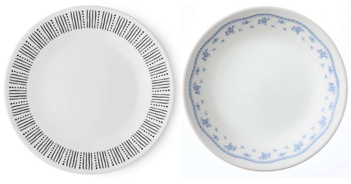 Corelle Plates Sale: Buy 4 Items, Get 4 Free :: Southern Savers