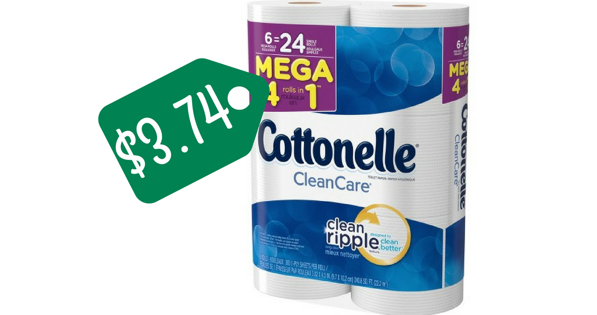 graphic relating to Cottonelle Coupon Printable called Cottonelle Coupon Rest room Paper for $3.74 :: Southern Savers