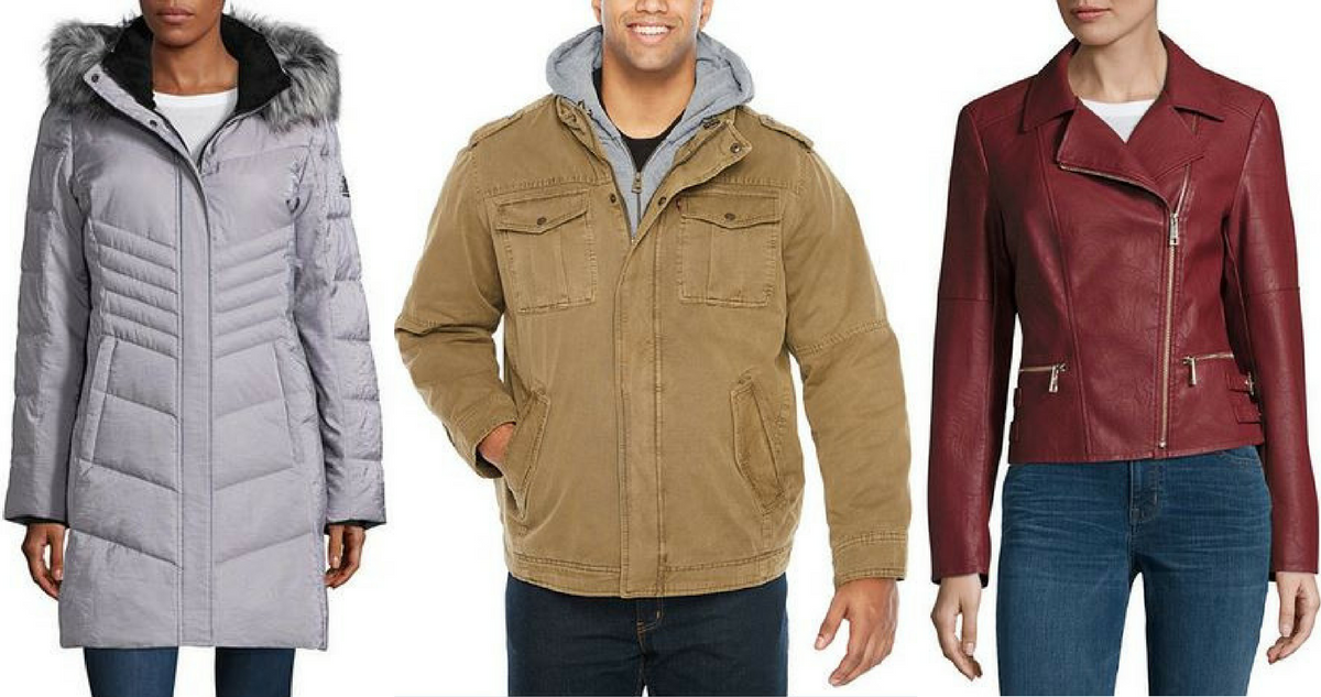 JCPenney Deal | Up to 80% off Outerwear :: Southern Savers