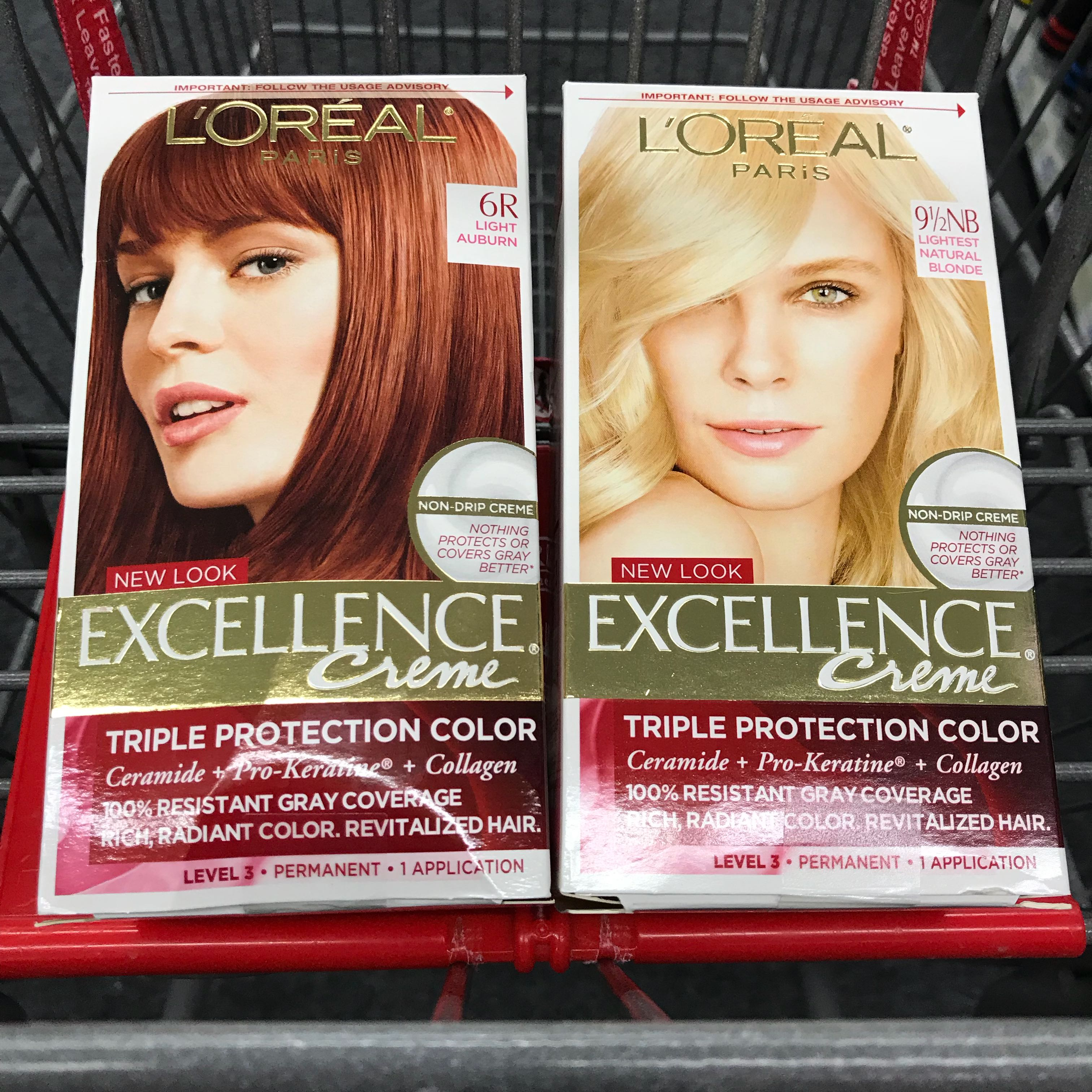 Loreal Excellence Coupons Printable Eating Out Deals In: $4.19 Hair Color :: Southern Savers