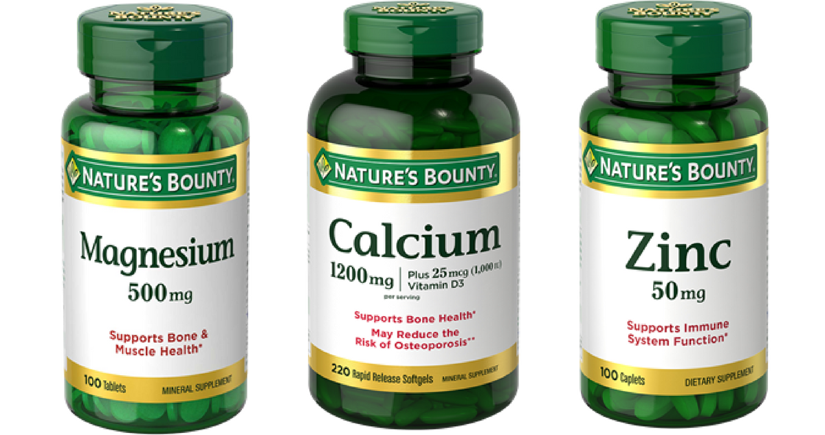 photograph about Nature's Bounty Printable Coupon identified as Natures Bounty Coupon Creates Vitamins and minerals $1.63 - Nowadays Simply just
