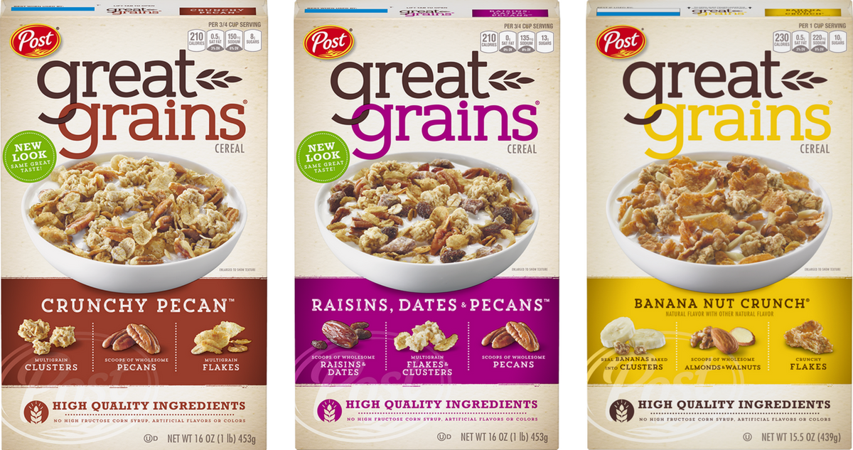 photo about Post Cereal Printable Coupons identified as Short article Cereal Coupon Results in Suitable Grains Cereal $1.39
