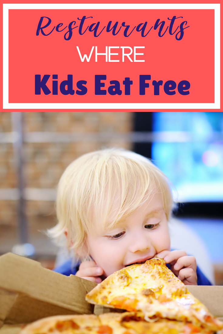 Looking to save on dining? Check out our master list of restaurants where kids eat free so you can eat out without breaking the bank.