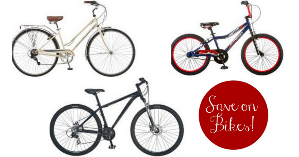 Extra 25% Off All Schwinn Bikes :: Southern Savers