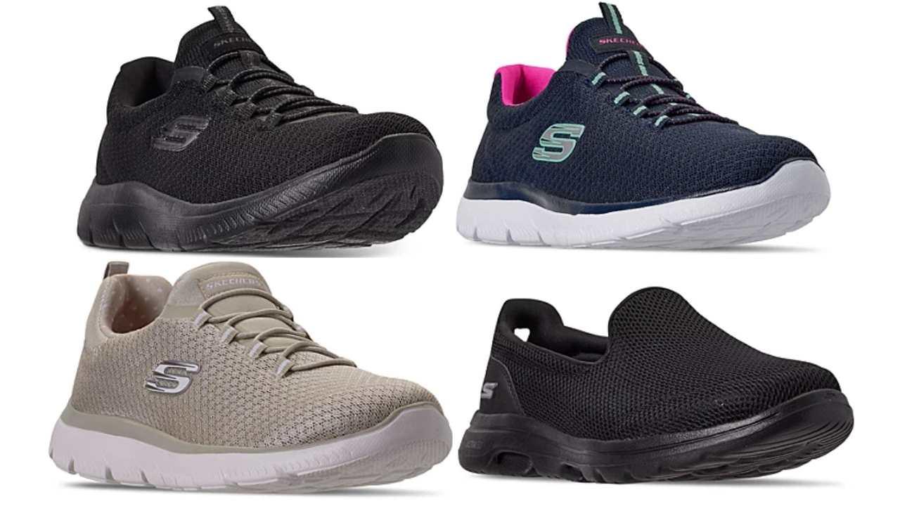 Skechers Women's Wide Running Shoes