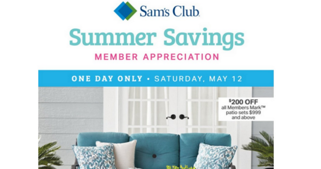 Sam S Club Member Appreciation Event Southern Savers