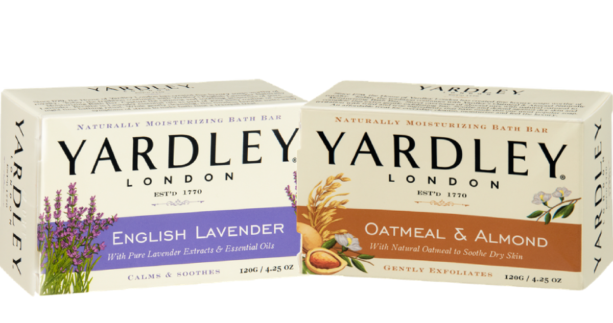 yardley coupons bar soap for 75 each southern savers. Black Bedroom Furniture Sets. Home Design Ideas