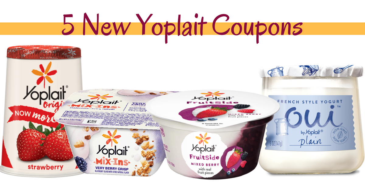 image relating to Yoplait Printable Coupons known as Yoplait Discount codes Creates Yogurt Absolutely free :: Southern Savers