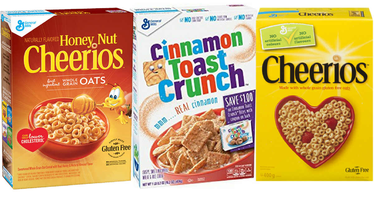 picture regarding General Mills Printable Coupons identified as 7 Fresh Total Mills Coupon codes Acquire Cereal for 99¢ :: Southern