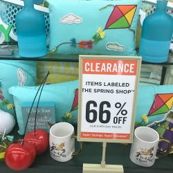 Hobby Lobby Spring & Summer Clearance up to 75% off