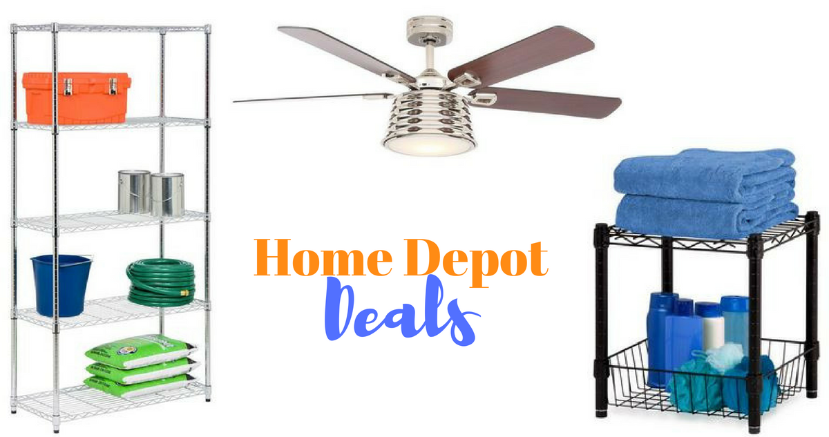Home depot deals up to 75 off ceiling fans more southern savers home depot deals up to 75 off ceiling fans more aloadofball Image collections