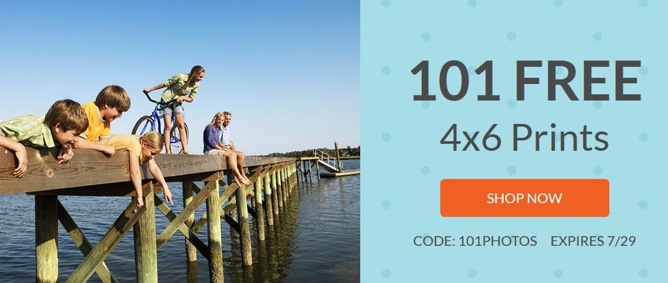 101 Free 4x6 Photo Prints Southern Savers