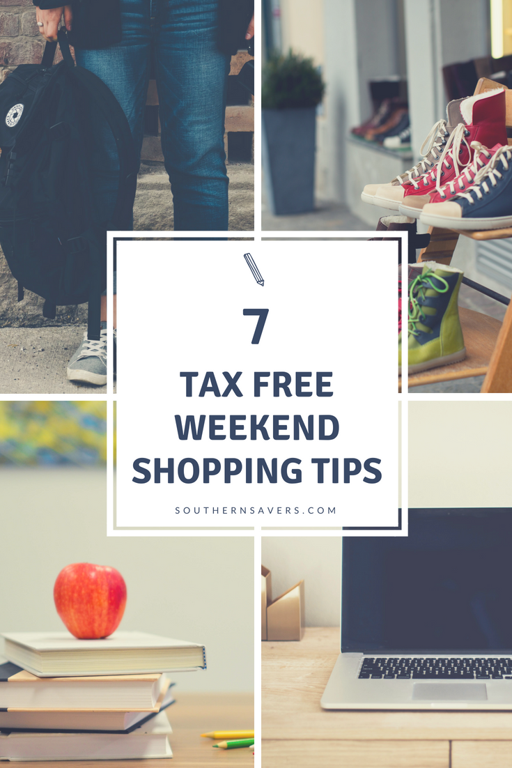 7 tax free shopping tips