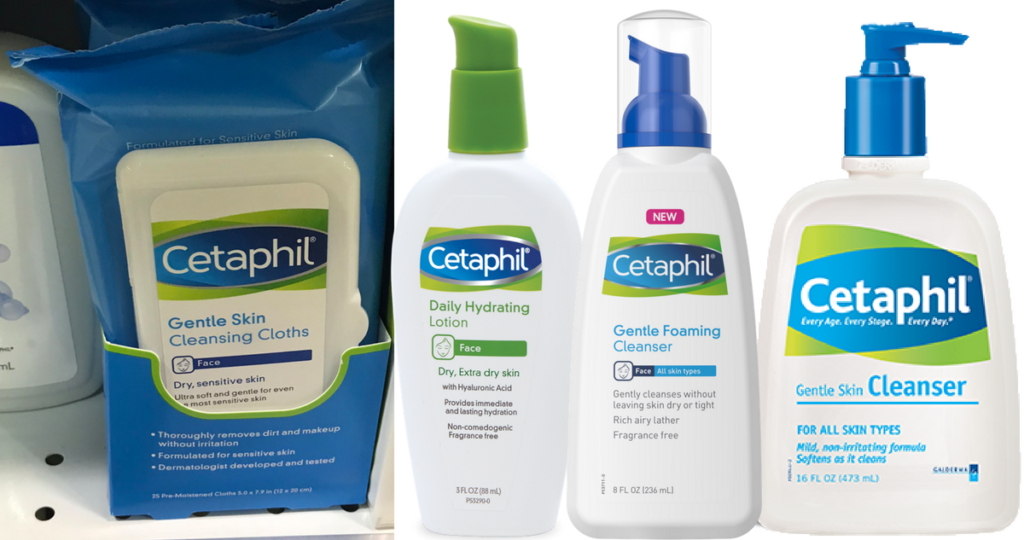 photograph regarding Cetaphil Coupons Printable titled Cetaphil Discount codes Moisturizer for $7.79 :: Southern Savers