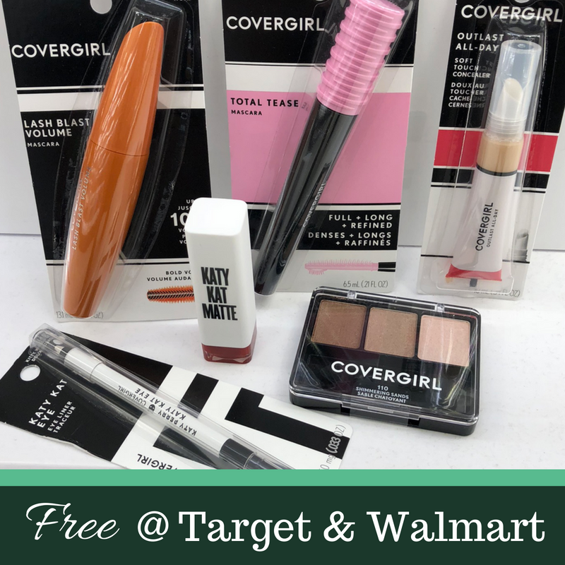 photo relating to Printable Cosmetic Coupons named Cost-free CoverGirl Cosmetics at Emphasis Walmart! :: Southern Savers
