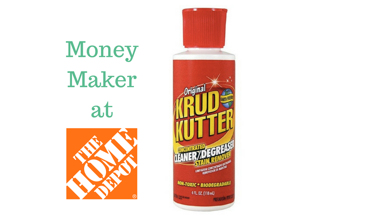 Krud Kutter Cleaners | Money Maker at The Home Depot! :: Southern Savers