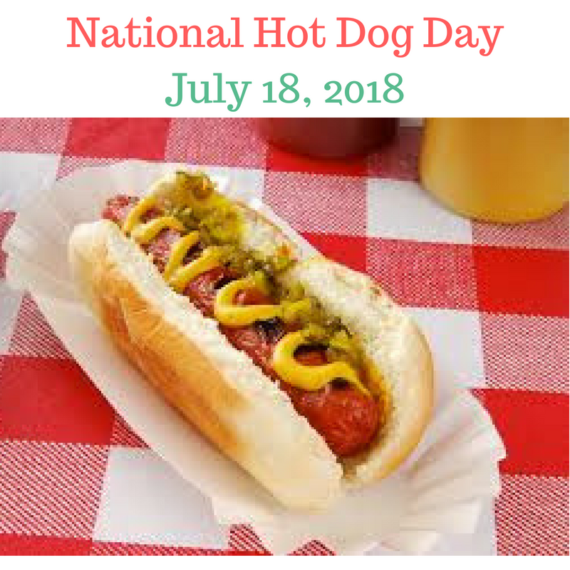 Today Is National Hot Dog Day To Celebrate Harris Teeter Is Offering A Couple Of Flash Sales